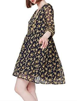 Mila Louise Grace and Ternes Dress