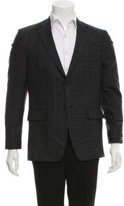 Jack Spade Wool Two-Button Blazer