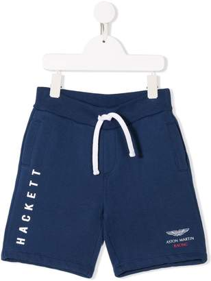 9f742846 Hackett Kids Aston Martin Racing track shorts