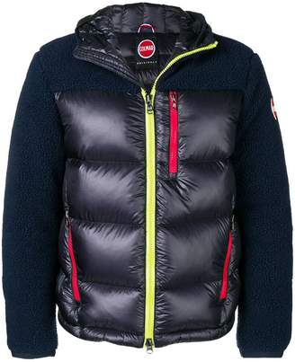 Colmar teddy padded jacket