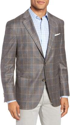 Peter Millar Hyperlight Classic Fit Wool Sport Coat