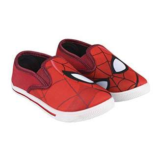 Spiderman Cerdá Boys' Zapatilla Loneta Pascuera Hi-Top Trainers