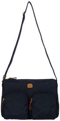 Bric's NEW X-Bag Messenger Ocean Blue