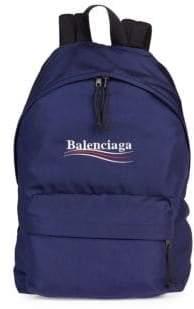 Balenciaga Political Explorer Backpack