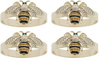 Joanna Buchanan Skinny Bee Napkin Ring - Set of 4