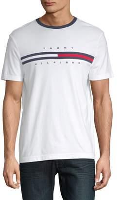 Tommy Hilfiger Short-Sleeve Logo Tee