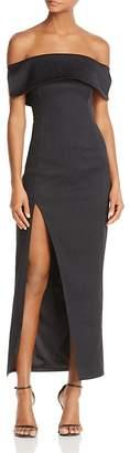 Style Stalker Stylestalker Lana Off-The-Shoulder Dress