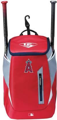 Louisville Slugger Los Angeles Angels Genuine Stick Backpack