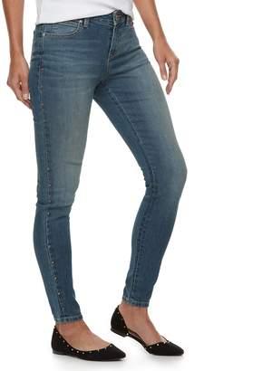 JLO by Jennifer Lopez Women's Midrise Skinny Jeans