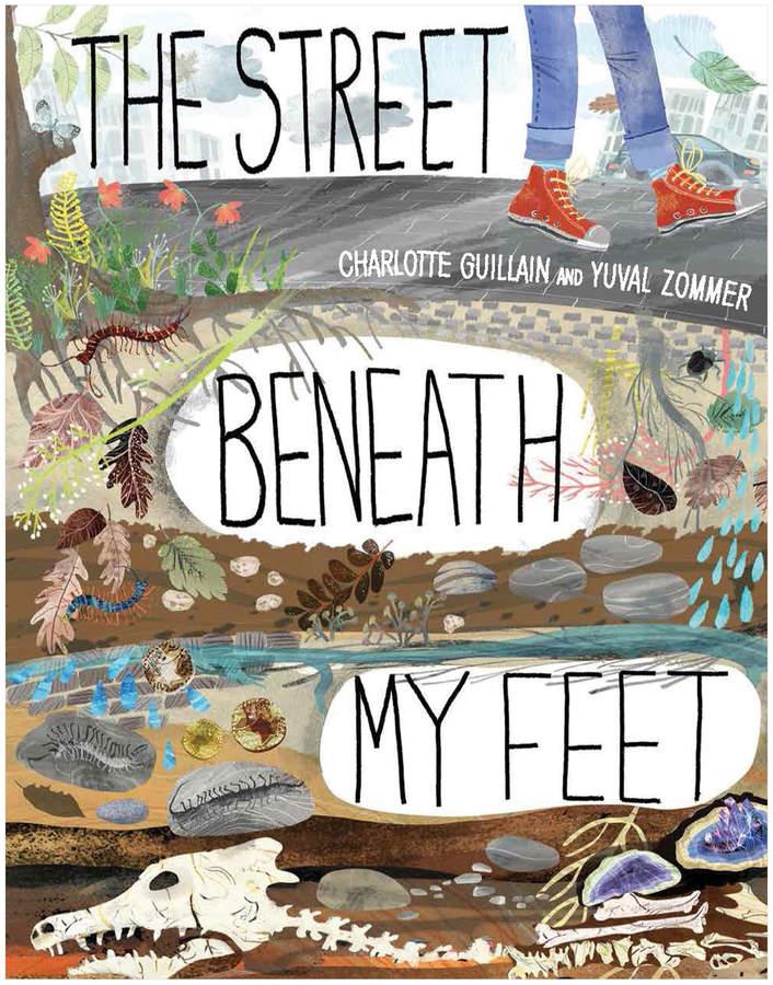 Quarto Publishing The Street Beneath My Feet