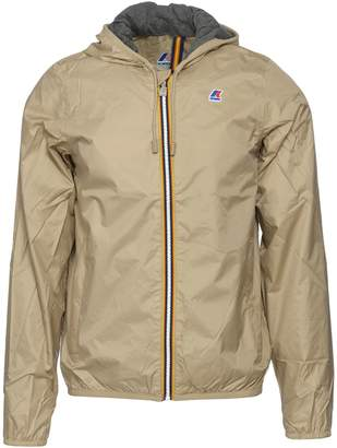 K-Way Nylon Jacket With Hood