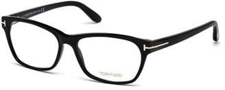 Tom Ford Square Optical Frames, Black