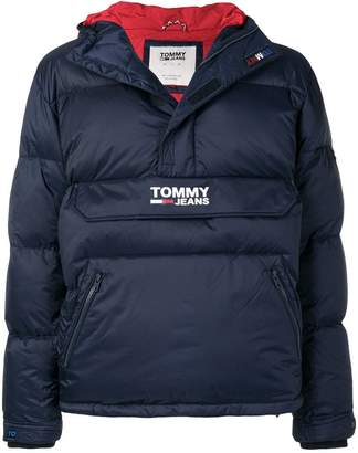 Tommy Jeans hooded padded jacket