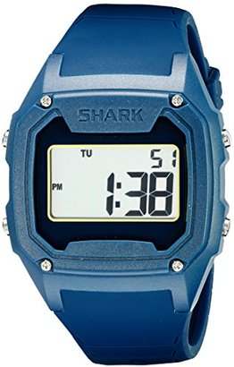Freestyle (フリースタイル) - フリースタイルMen 's 10026585 Shark Classic XL Digital Display Japanese Quartz Blue Watch