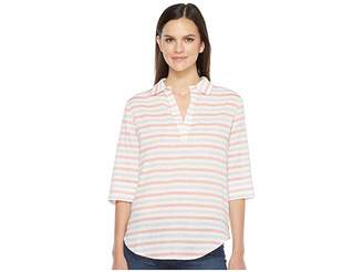 Lilla P Elbow Sleeve Popover Women's Clothing