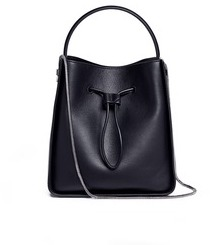 3.1 Phillip Lim 3.1 Phillip Lim 'Soleil' small colourblock leather drawstring bucket bag