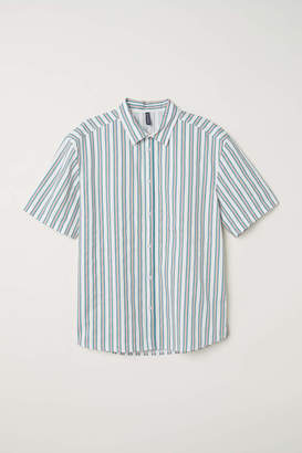 H&M Short-sleeved Shirt