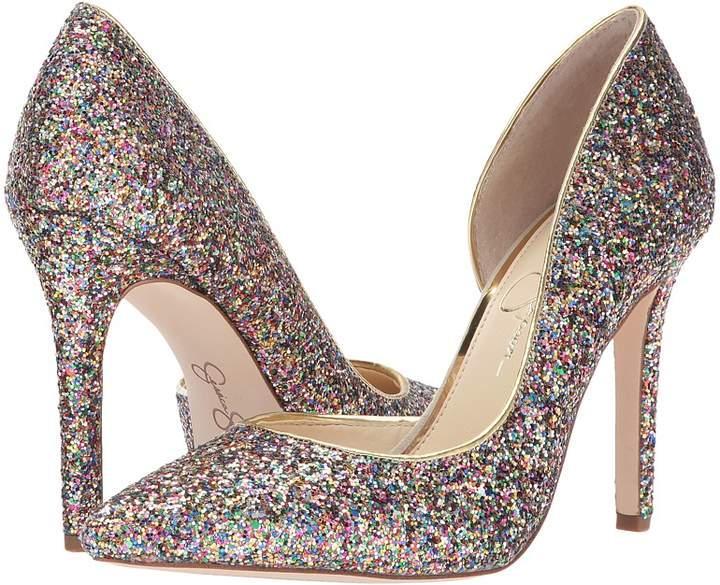 Jessica Simpson Claudete 2 High Heels