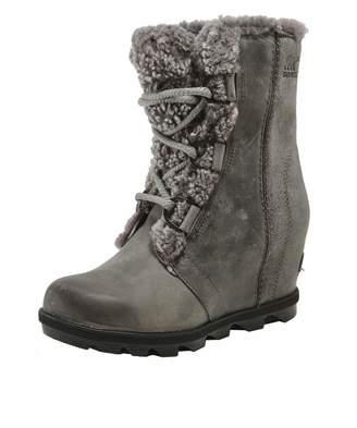 919154efacda Sorel Women s Joan of Arctic Wedge II Lux Boots