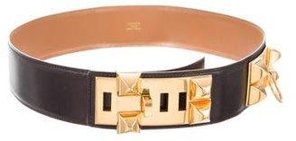 Hermès Collier De Chien Waist Belt