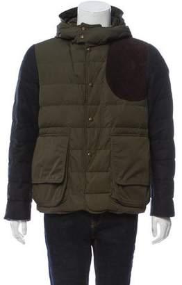 Moncler Gamme Bleu Down Puffer Jacket