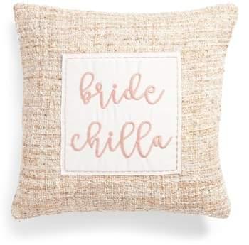Bride Chilla Accent Pillow