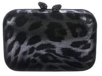 Kotur Animal Print Evening Bag