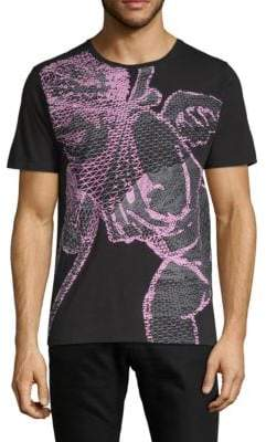 PRPS Games Abstract Cotton T-Shirt