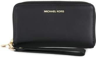 MICHAEL Michael Kors all-around zipped wallet