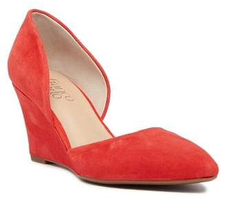 Franco Sarto Fenway Wedge Pump