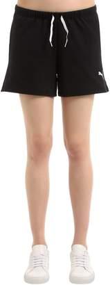 Puma Select Urban Sports Cotton Blend Shorts