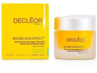 Decleor NEW Baume Slim Effect Draining Massage Balm 50ml Womens Skin Care
