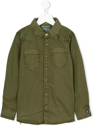 Vingino chest pockets shirt