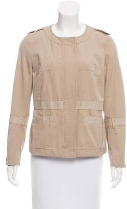 Comptoir des Cotonniers Tailored Cotton Jacket