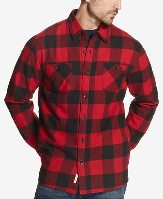 Weatherproof Vintage Men Vintage Shirt Jacket