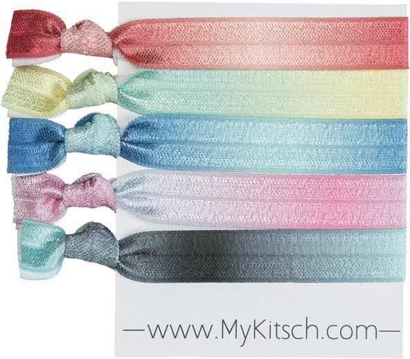 Kitsch Ombre Hair Ties