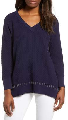 Chaus Cotton Sweater