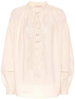 Tory Burch Kimberly cotton blouse