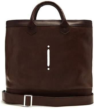 PASSAVANT AND LEE Scier Edition leather tote