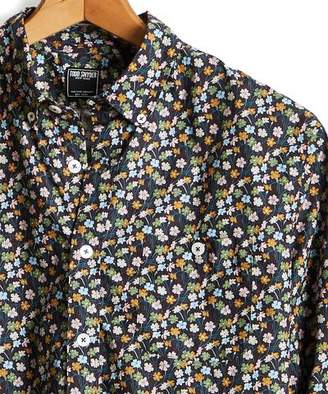 Todd Snyder Button Down Liberty Floral Shirt