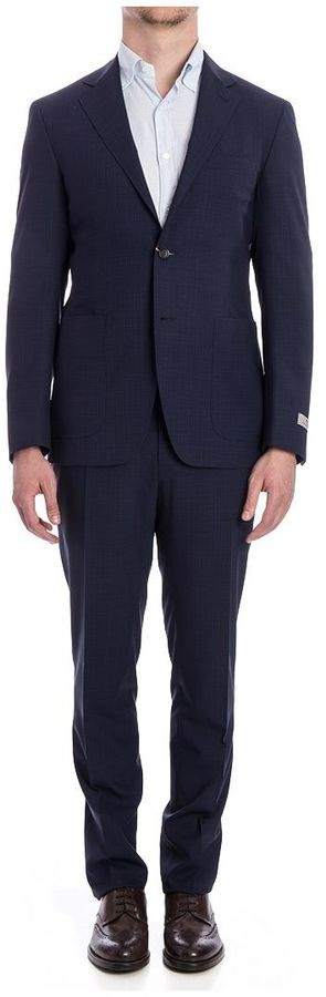 CanaliCanali Cool Wool Suit
