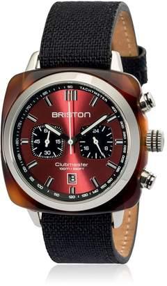 Briston Clubmaster Chrono Sport Watch