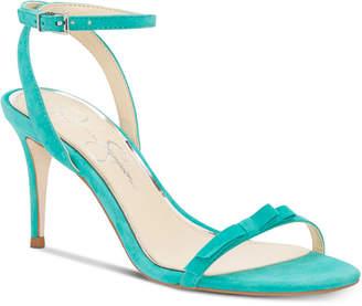 Jessica Simpson Purella Mid-Heel Sandals Women's Shoes