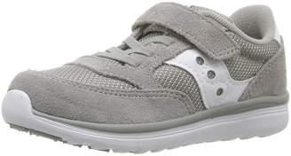 Saucony Kid's Baby Jazz Lite Shoes, Navy/White