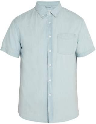 Saturdays NYC Esquina denim shirt
