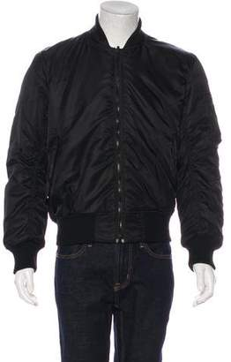 Givenchy Reversible Wool Bomber Jacket