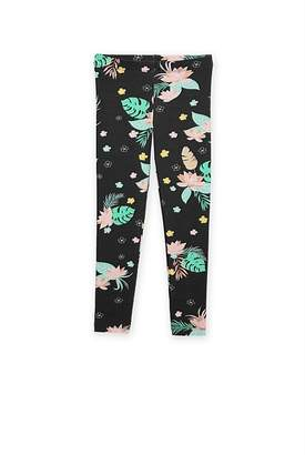 Country Road Tropical Floral Legging