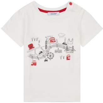 Absorba London Landmarks Motif T-Shirt
