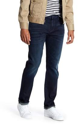 7 For All Mankind Straight Luxe Performance Slim Straight Leg Jeans