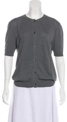 Marni Lightweight Short Sleeve Cardigan